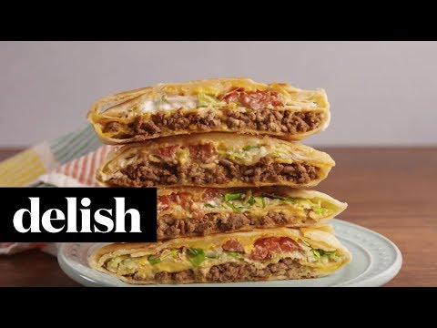 Wingnut - Make A Crunchwrap Supreme At Home!