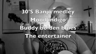 30s Banjo Medley