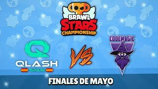 QLASH VS CODEMAGIC PURPLE | FINALES MUNDIALES MENSUALES MAYO