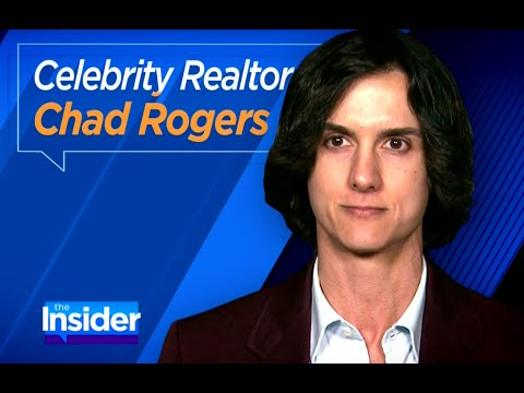 Chad Rogers - Chad's talks celeb real estate on The Insider - YouTube