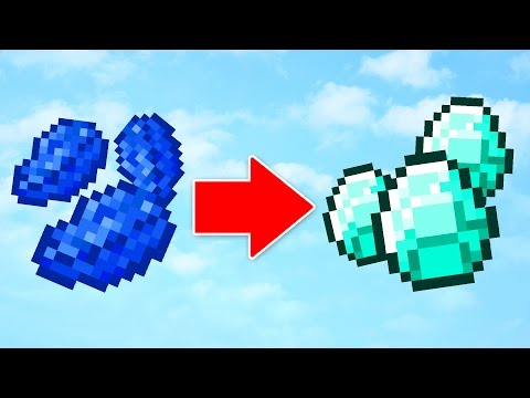 TURN LAPIS INTO DIAMONDS! EASIEST WAY TO FIND DIAMONDS! TTB #14