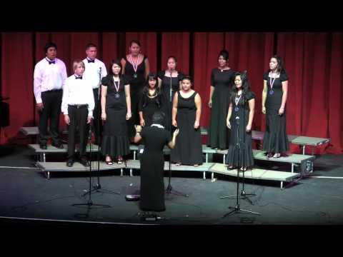 """""""The Lion Sleeps Tonight"""" by Moanalua High School Concert Choir @2010 Aloha Concert"""