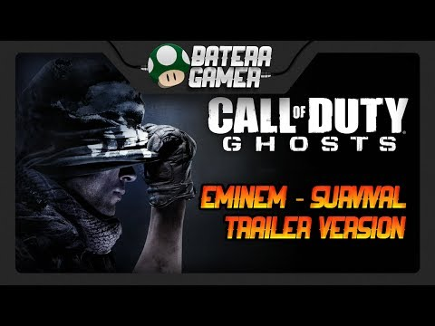 Eminem - Survival (CoD: Ghosts Trailer Version) (Drum Cover) #94