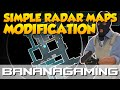 CS:GO - Simple Radar Maps Modification