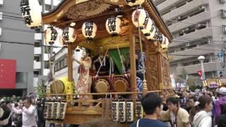 2016年10月9日 埼玉県所沢市のお祭りです。