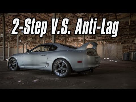 Anti-lag V.S.  2-Step What's The Difference?