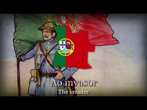 """Angola é nossa!"" - Portuguese Nationalist Song"