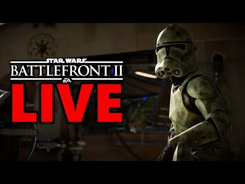THANKS FOR 25K SUBS! Star Wars Battlefront 2 Live Stream #180 thumbnail