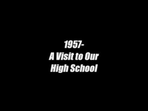 1957  a visit to our school