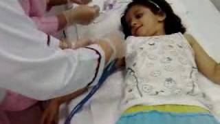 Rima After Hospital  ريما في المستشفى