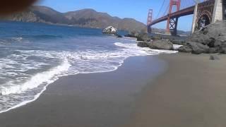MARSHALL BEACH NUDE  SAN FRANCISCO