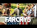 FAR CRY 5 - Parte 1: Bem-Vindo a Hope County!!! [ PC - Playthrough ]