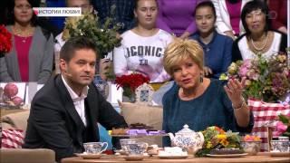 """В наше время. Шоу """"ГОЛОС"""": истории любви.15.11.2014.Первый канал."""