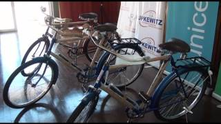 Pupkewitz foundation donates 100 bicycles to Health Extension Workers Programme