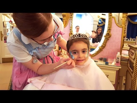 Thumbnail: Emily Transform into Royal Disney Real Princess