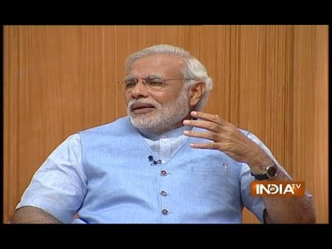 If I become PM, that means Advani has made me: Modi in Aap Ki Adalat