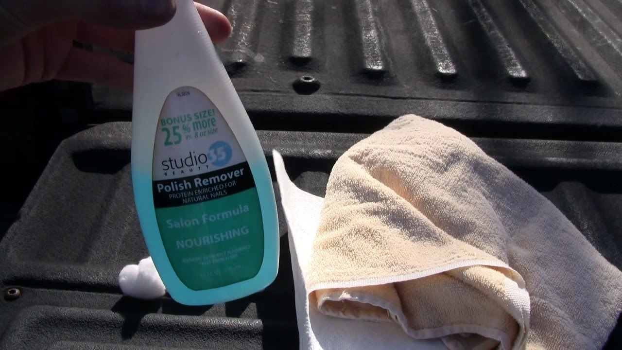 how to remove tree sap from car finish