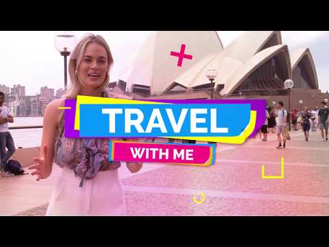 TRAVEL WITH ME (TV Show) S1 E1 - Circular Quay, Sydney, Aust