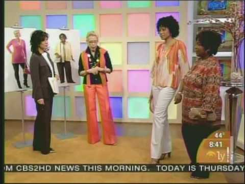 Sherrie Mathieson Steal This Style, Forever Cool TV Promo