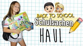 Back to School Schulsachen Haul 2018 📚✏️ + Verlosung ❤️| DIANA DIAMANTA