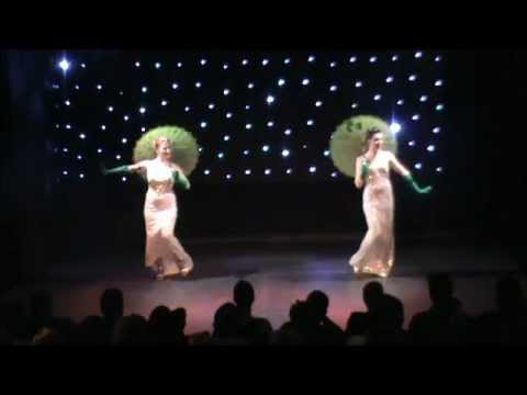 The Daughters of Desire Two Little Girls Burlesque Routine