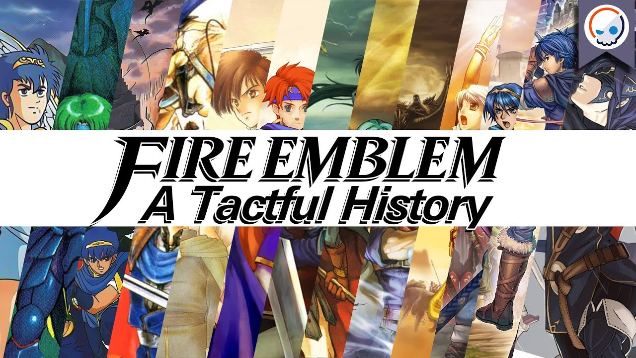 fire emblem a tactful history the complete story behind the