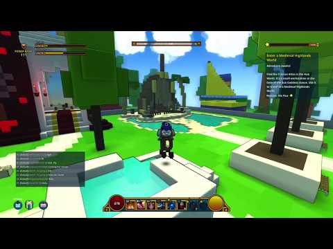 In Search For Ore! | Trove #1