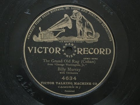 The Grand Old Rag - Billy Murray - Victor Records 4634