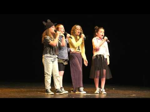 MELODY - VARIOUS ARTIST performed by TWINKLE at TeenStar Newcastle Regional Final