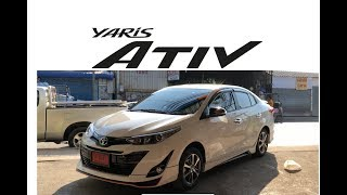 TOYOTA YARIS ATIV 1.2 S+ /  4K