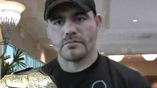Tim Sylvia Talks Third Bout with Andrei Arlovski at UFC 61 - MMA Weekly News