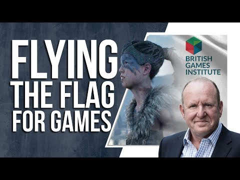 Gaming Still Has An Image Problem | Ian Livingstone BGI Interview