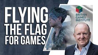 Gaming Still Has An Image Problem | Ian Livingstone Bgi Interview