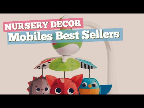 Mobiles Best Sellers Collection // Nursery Decor