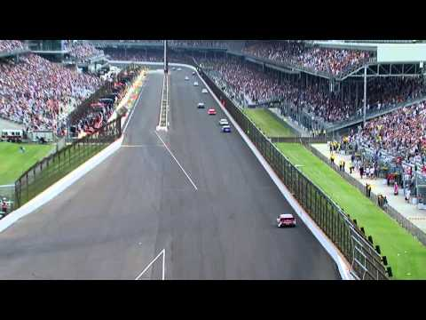Final Laps of the Brickyard 400 | Indianapolis Motor Speedway (2013)