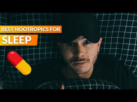 The BEST Supplements & Nootropics For Sleep!