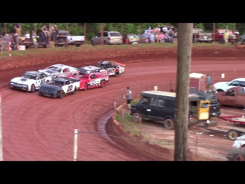 Winder Barrow Speedway Modified Street Race 6/9/18