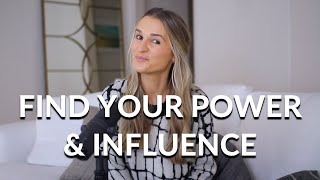 Find Your Power & Influence In The World (& Quit Suffering)