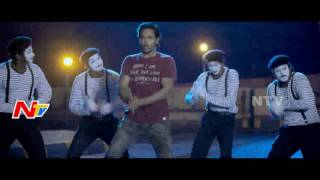 What Da F Song Promo from Luckunnodu Movie || Manchu Vishnu || NTV