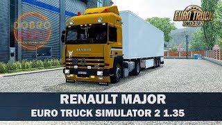 ЂЂЂОбзор мода Renault Major ETS2 1.35