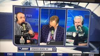 The Michael Kay Show: Shut up Jimmy!
