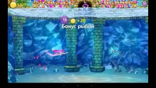 Обзор игры my dolphin show