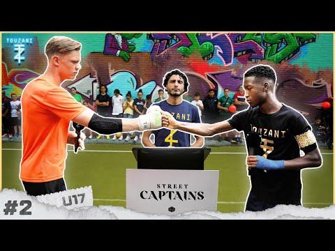 Bergen op Zoom vs StreetCaptains ! u17 FC Straat Youth League #2