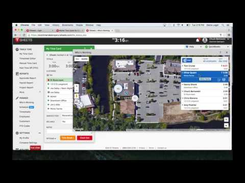 TSheets for Contractors Demo with Penny Lane