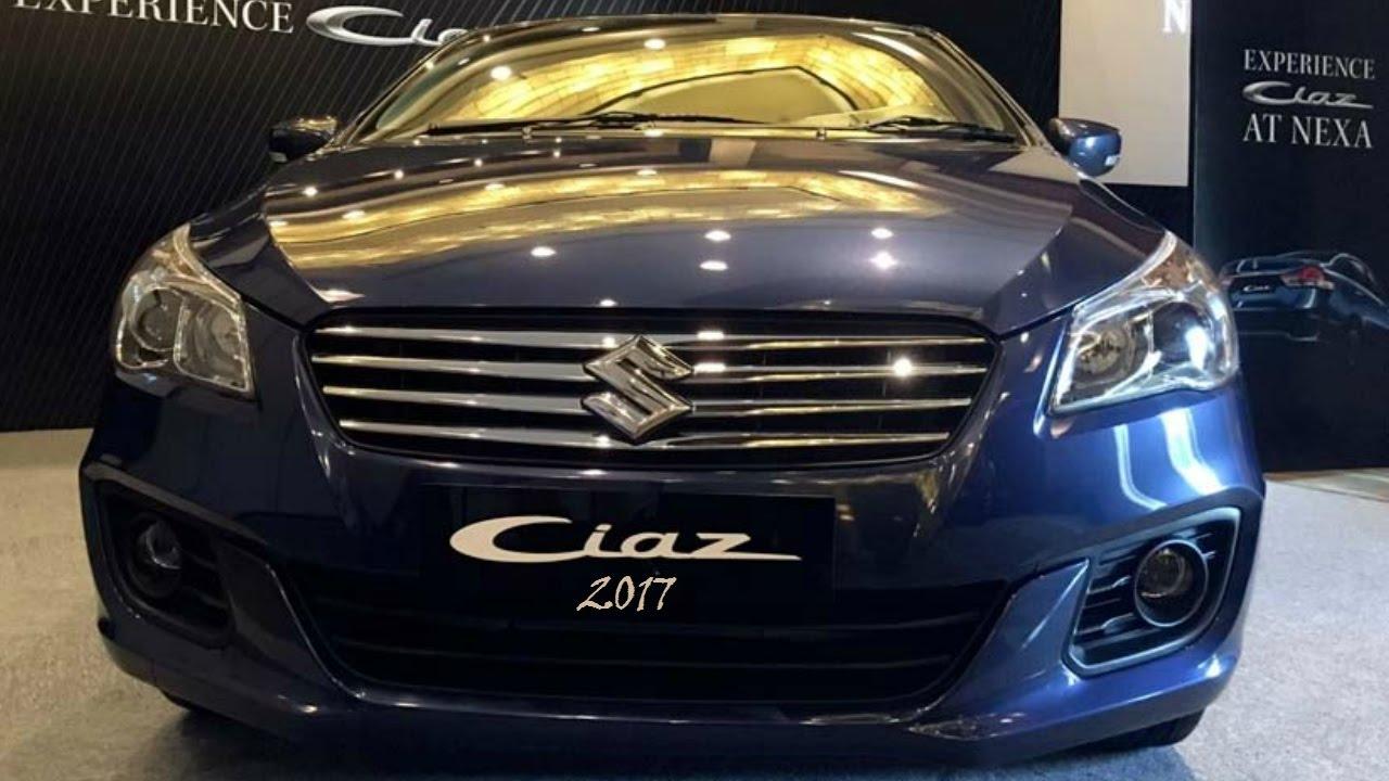 Maruti Suzuki Ciaz 2017 Nexa Youtube