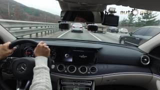 [오토기어] MercedesBenz E220d Part.2 스포츠 드라이빙 및 OM654 엔진 특징