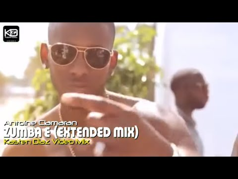 Antoine Clamaran - Zumba e (Extended Mix) (HD) Video Oficial