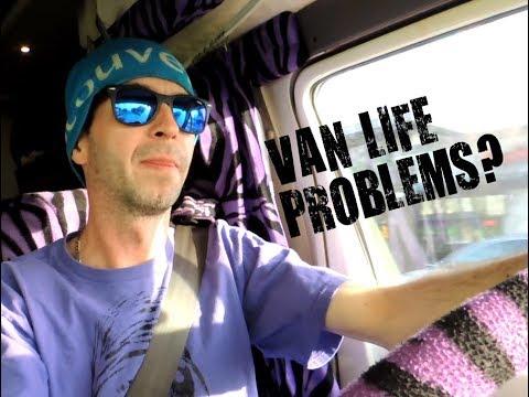 Give up van life?