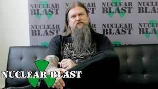 ENSLAVED - In Times Track By Track, Part 2 (OFFICIAL INTERVIEW)