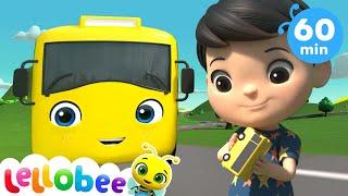 Wheels On The Bus + More Nursery Rhymes & Kids Songs - Little Baby Bum ABC Kids